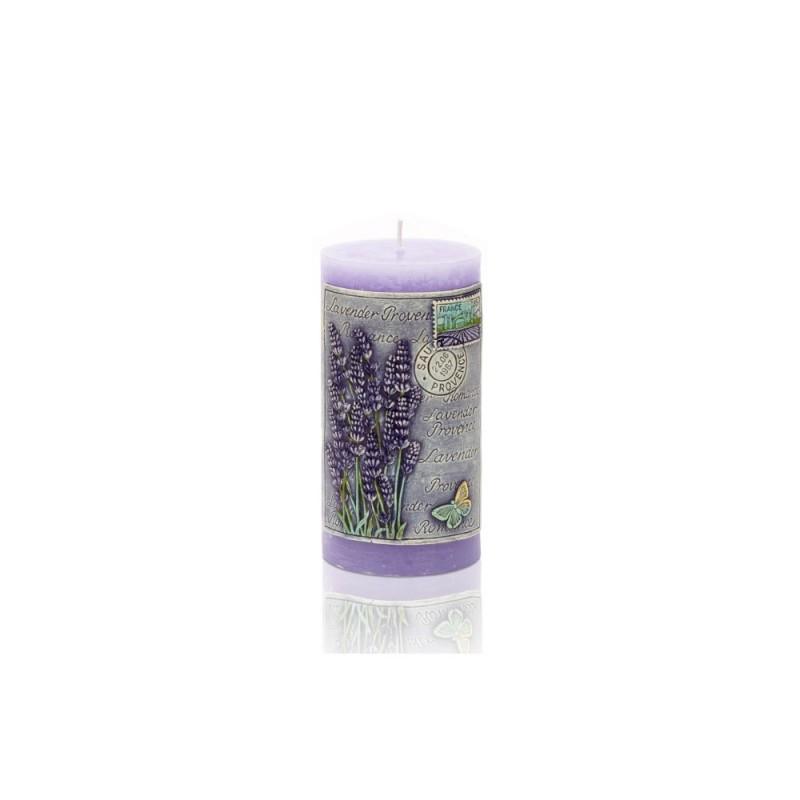 Lavender Provence słupek 70x140