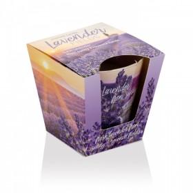 Szkło zapachowe Lavender Fields